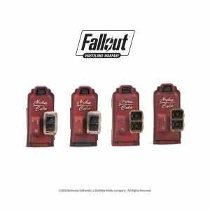 Fallout: Wasteland Warfare - Terrain Expansion: Nuka-Cola Machines