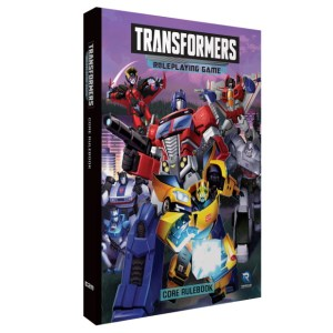 Transformers Roleplaying Game Core Rulebook