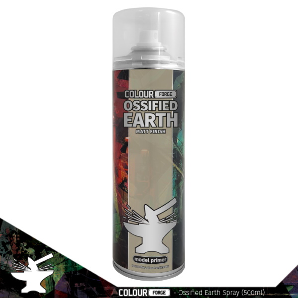 Colour Forge Ossified Earth Spray (500ml)