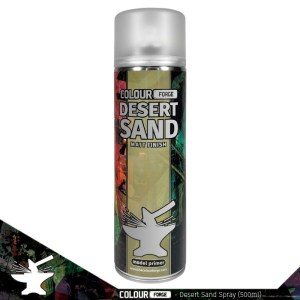 Colour Forge Desert Sand Spray (500ml)