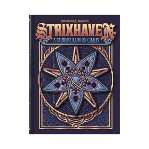 Dungeons & Dragons: Strixhaven: A Curriculum of Chaos (Alt. Cover)