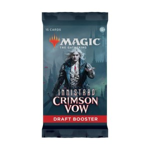 Magic the Gathering: Innistrad: Crimson Vow Draft Booster