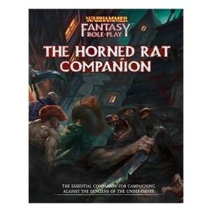 Warhammer Fantasy Roleplay: The Horned Rat Companion