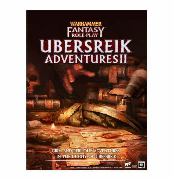 Warhammer Fantasy Roleplay: Ubersreik Adventures II
