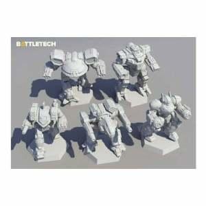 BattleTech: Clan Heavy Battle Star