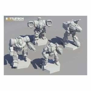 BattleTech: ForcePack - Inner Sphere Fire Lance