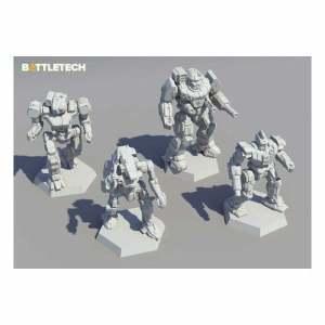 BattleTech: ForcePack - Inner Sphere Heavy Lance