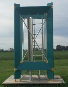 XPS-1600 installed in Davis, CA.