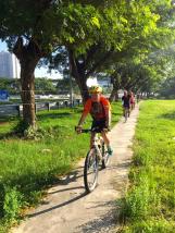 R@SKLs Penang Day 1 Bike Path 7 366 via TH Lee