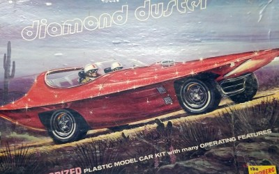 Lindberg Diamond Duster Model Rebuild