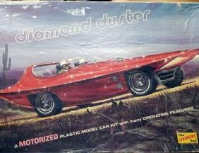 Lindberg Diamond Duster Model