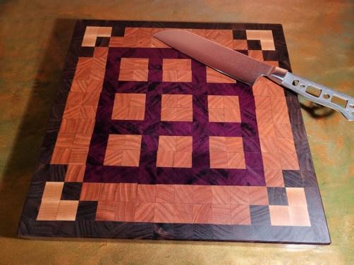 Minecraft Cutting Board