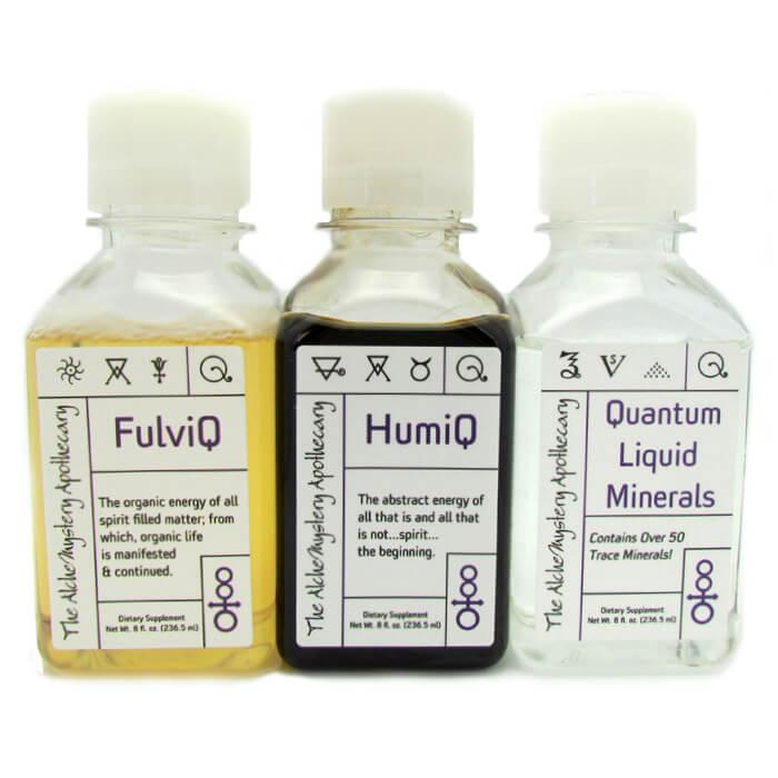 Quantum Minerals Three Pack