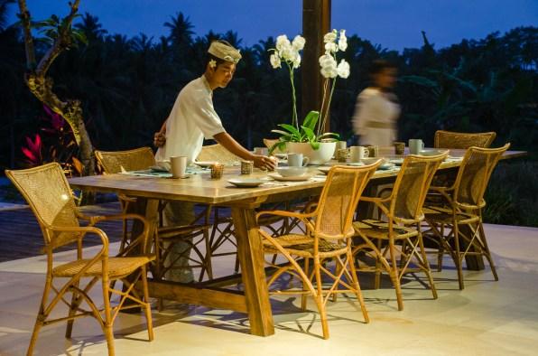 Azadi Retreat Dining