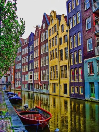 colorful buildings 2