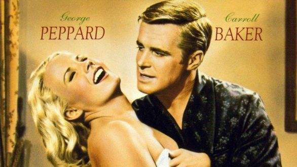 Image result for george peppard in the carpetbaggers