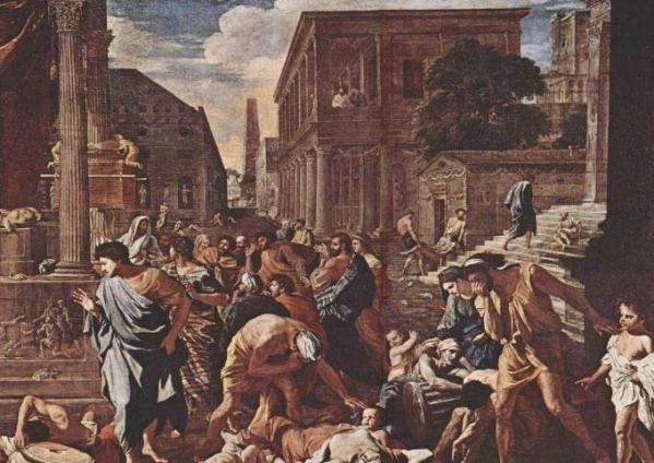 Roman pandemic