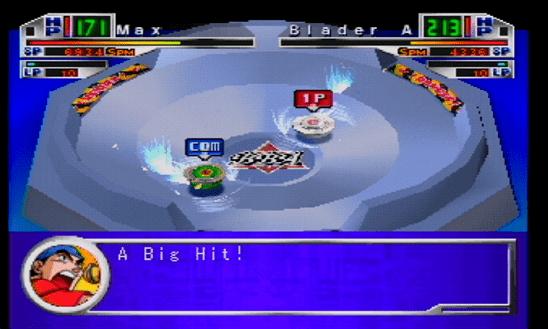 Beyblade: V-Force GBA ROM #2