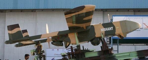 DRDO Nishant Drone