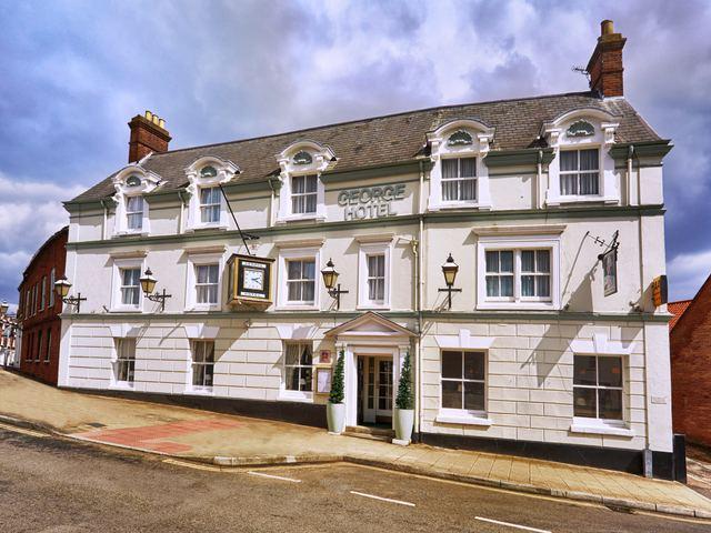George Hotel Swaffham Alchetron The Free Social Encyclopedia