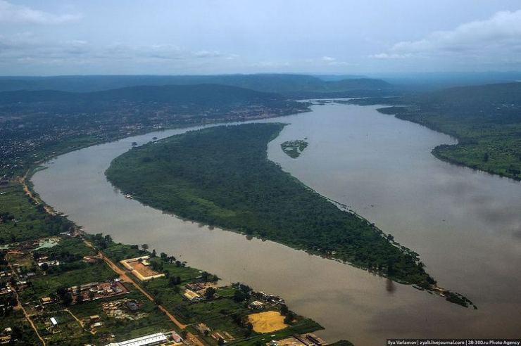 ubangi uele river