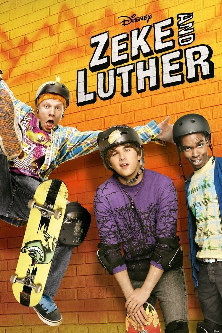 Disney Xd Skateboard Show : disney, skateboard, Luther, Alchetron,, Social, Encyclopedia
