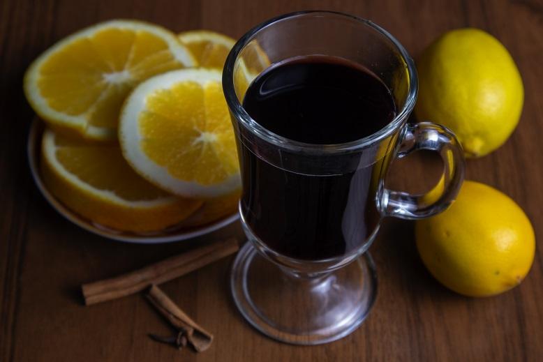 Foto domácí svařené víno