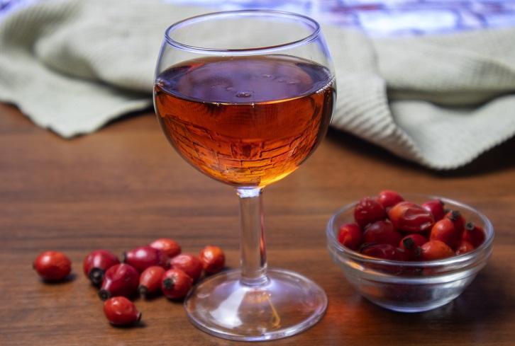 erškėtuogių gėrimas nuo hipertenzijos