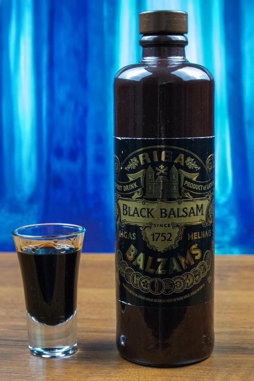 Foto Classic Black Riga Balzam қоры