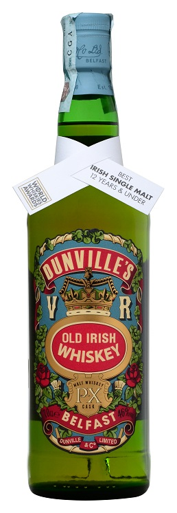 Ảnh whisky Ailen của Dunville