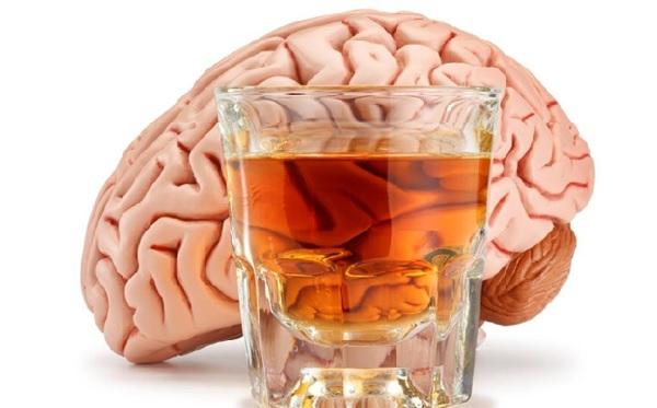 Как снять отек мозга после запоя