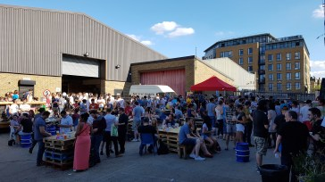 London Beer City Opening Party