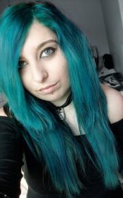 green hair tips tricks