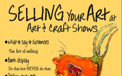 eBook:  Selling Your Art at Art & Craft Shows