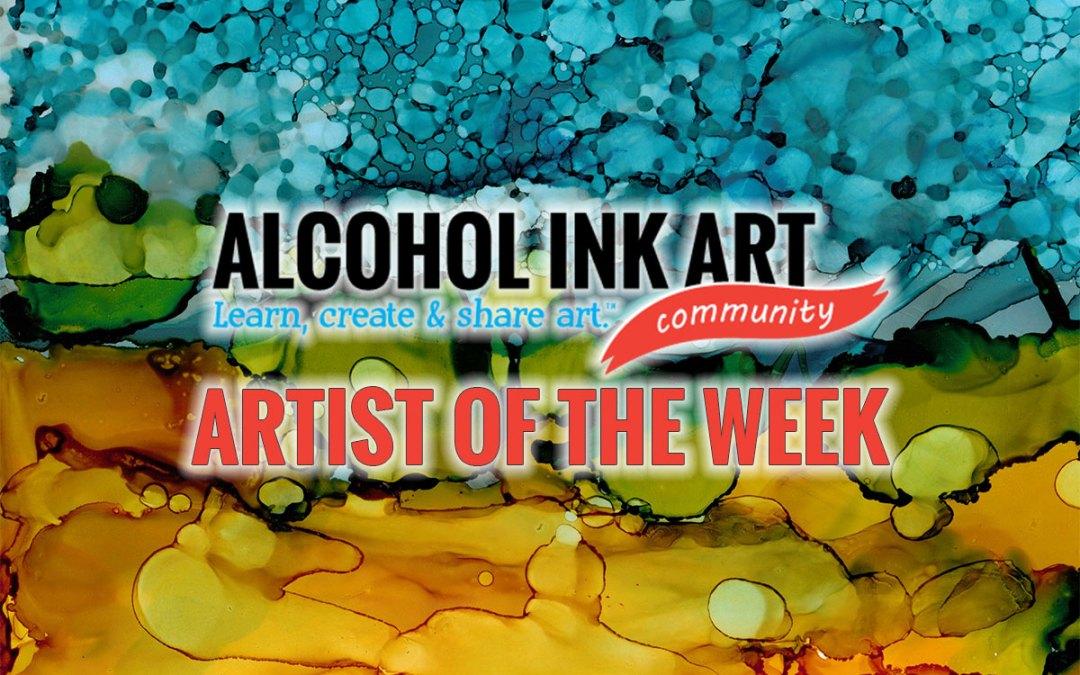 Artist of the Week:  Francine Dufour Jones
