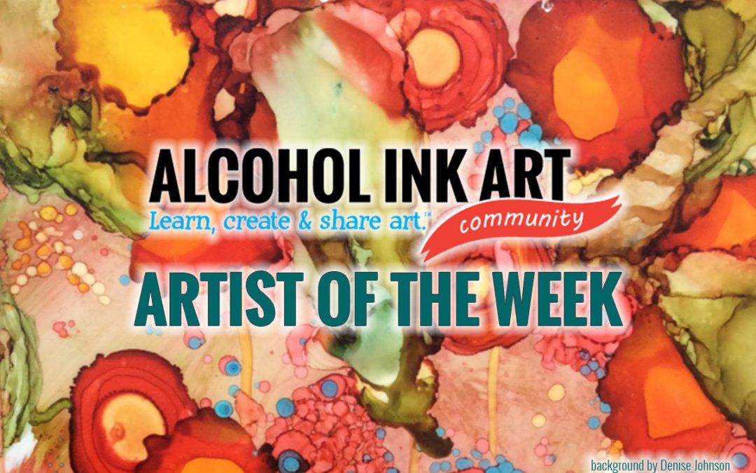 Artist of the Week:  Denise Johnson