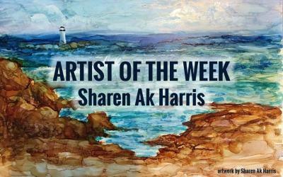Artist of the Week: Sharen Ak Harris