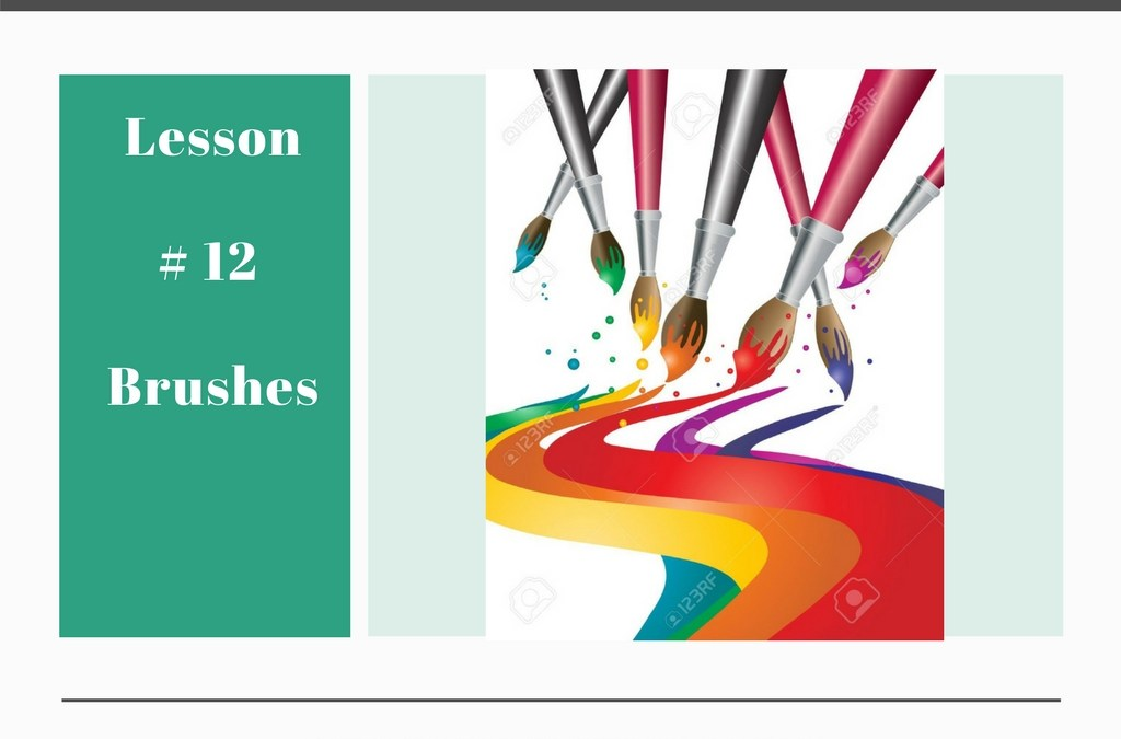 Understanding Alcohol Ink – Lesson #12 Brushes