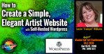 Build an Artist Website with WordPress