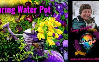 Spring Water Pot