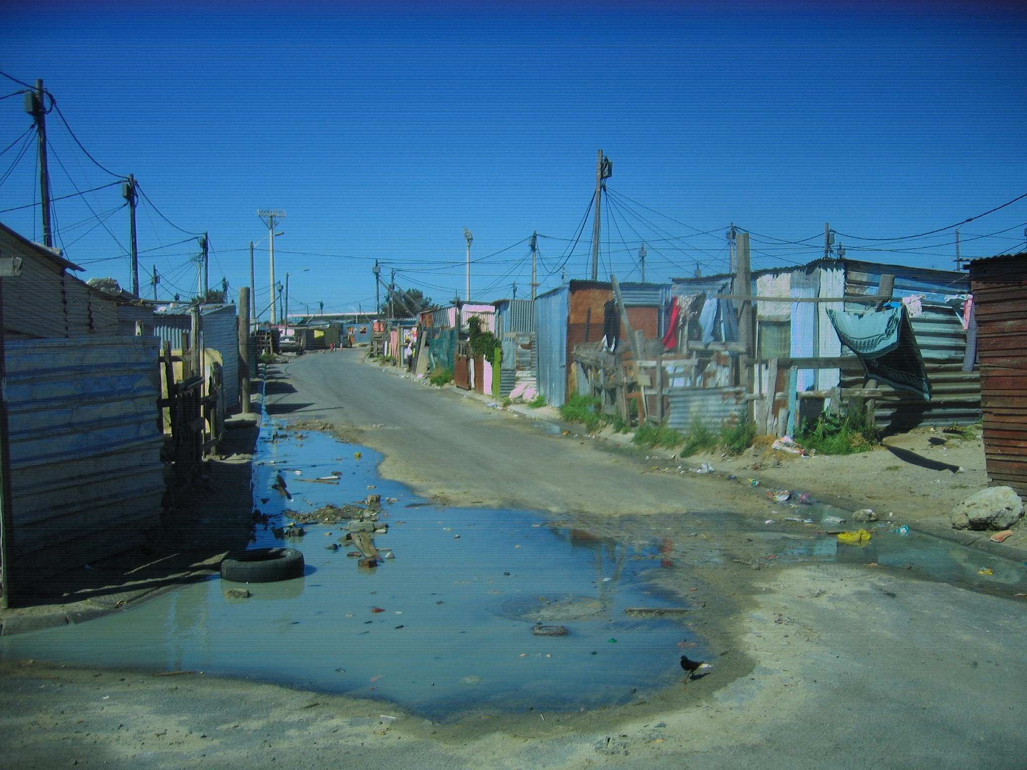 Philippi  Alcohol Development and Poverty in South Africa