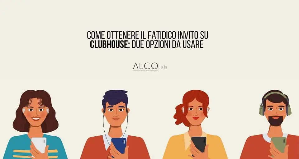 Come farsi invitare su Clubhouse
