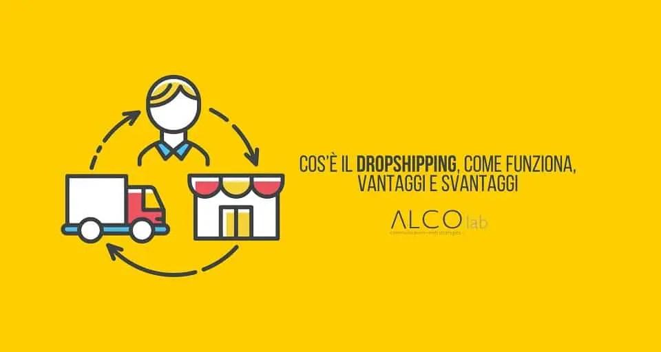Cos'è il dropshipping