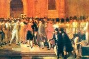 Conspiración cuyo objetivo era establecer una junta de gobierno en ausencia de Fernando VII