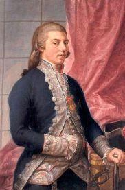 Manuel Godoy y Álvarez de Faria, Favorito del rey Carlos IV de España y la reina Maria Luisa. Secretario de Estado de la Corona Española entre 1792 y 1808.