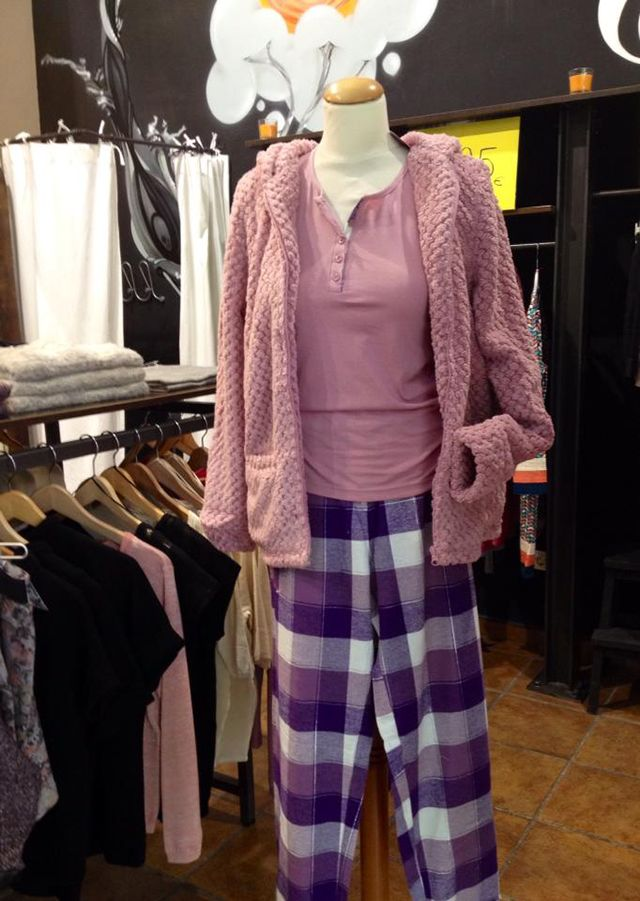 Pijamas Omoi, 10% descuento hasta 17/10/15