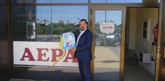 Un gran inicio de cada día para ti y tú negocio con la asociación AEPA y todo su equipo.