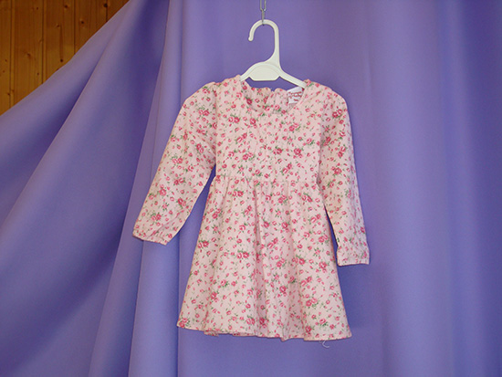 Precioso vestido de 14.95 € a 10.95 €