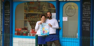 """Repostería creativa L´ossa Dolce es una tienda de """"chuches"""" de reciente apertura en Alcorcón, que lo que nos distingue son nuestros cursos de repostería creativa (tartas, cupcakes, cakepops…) y nuestros """"chuches"""" sin gluten, sin azúcar y para todo tipo de alergias y dietas."""