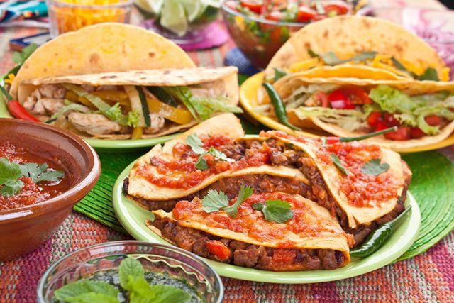 Plan Alcorcón mexicano de Restaurante El soberano Alcorcón